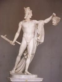 persée et méduse mythologie grecque