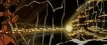 Les armures d'or AtomicThunderBolt
