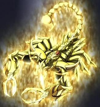 Armure du Scorpion